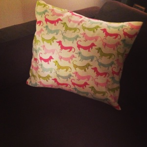 DIY No-Sew Pillow Cover